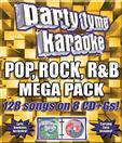 PARTY TYME CD KARAOKE POP,ROCK,R&B, MEGA PACK (2008)